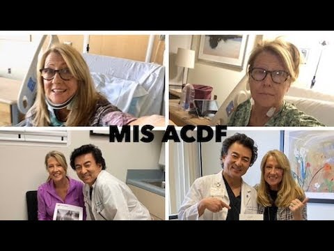 1 Year Recovery After ACDF Surgery!! (from start to finish)